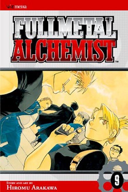 Fullmetal Alchemist Graphic Novel 09