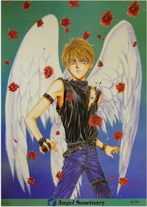 Angel Sanctuary Poster  #3587