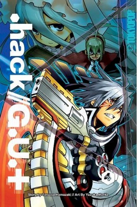 .hack//G.U.+ Graphic Novel 04