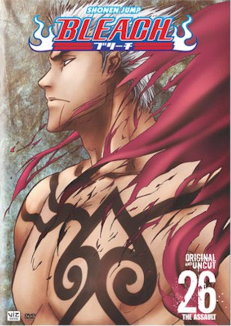 Bleach DVD 26
