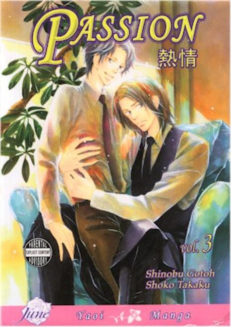 Passion Graphic Novel Vol. 03