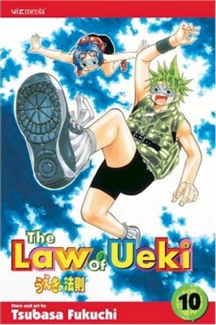 Law of Ueki Graphic Novel 10