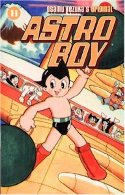 Astro Boy Graphic Novel Vol. 11