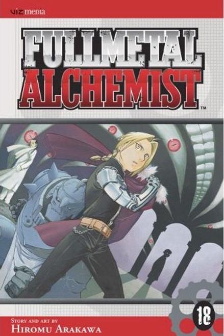 Fullmetal Alchemist Graphic Novel 18