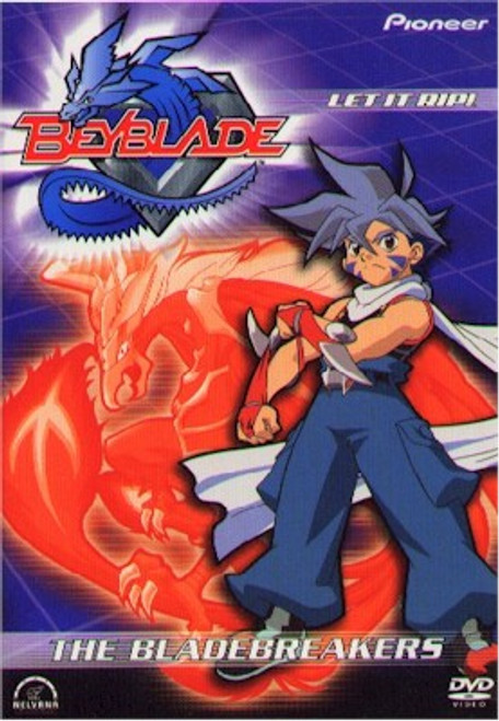 Beyblade DVD Vol. 02