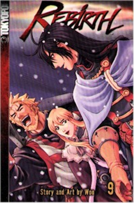 Rebirth Graphic Novel Vol. 09