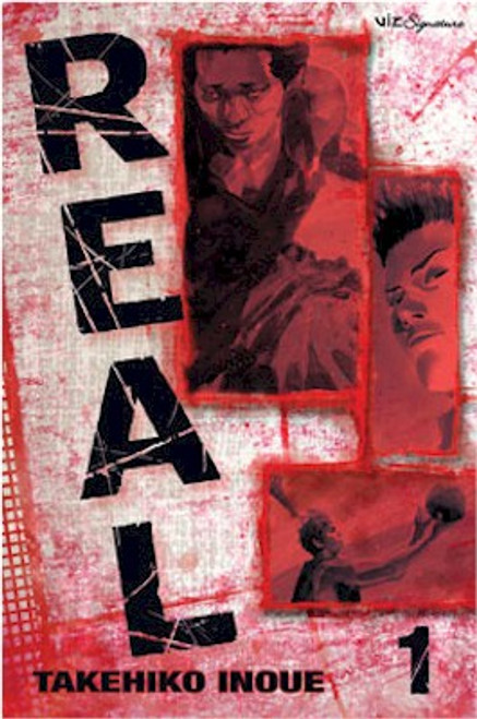 Real Graphic Novel 01