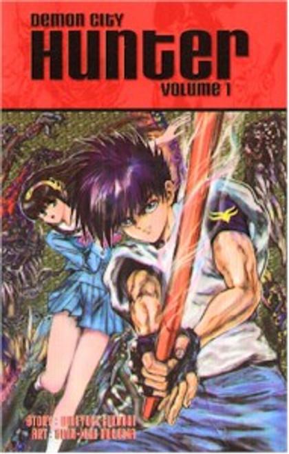 Demon City Hunter Graphic Novel Vol. 01