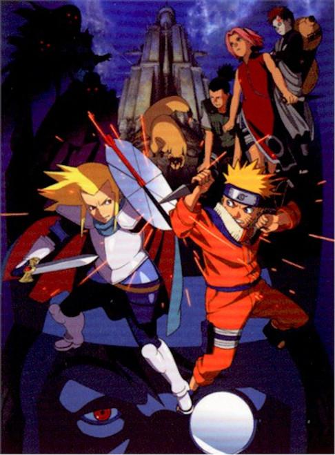 Naruto Wallscroll #299