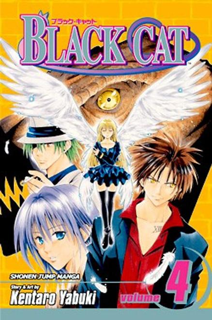 Black Cat Graphic Novel 04