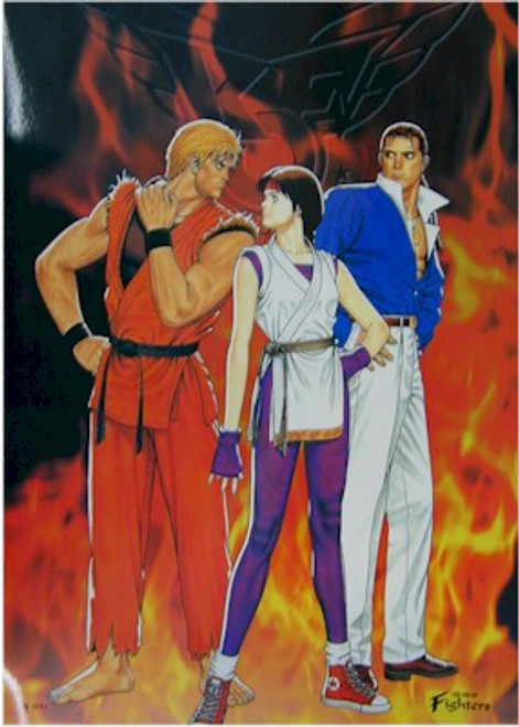 King of Fighters Poster #2664