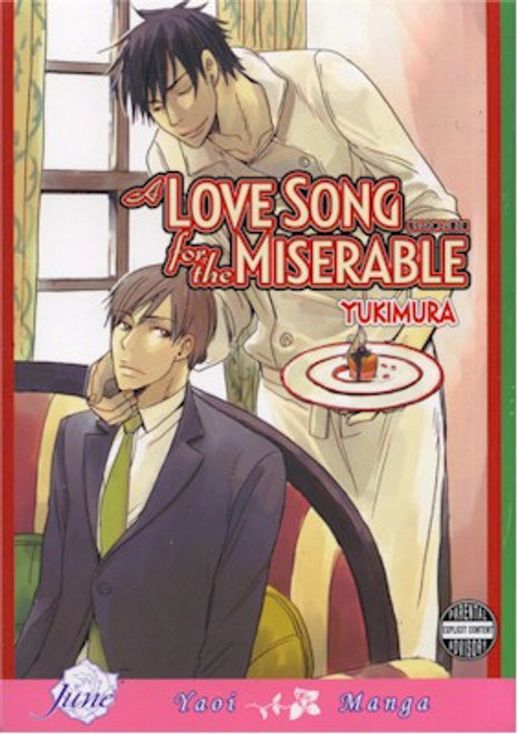 A Love Song for the Miserable Graphic Novel