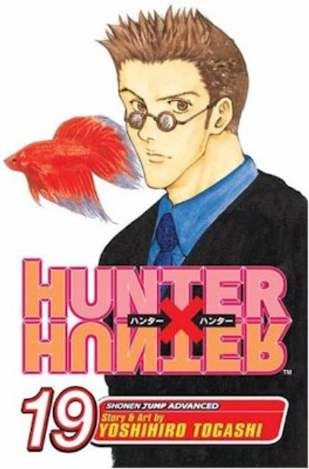 Hunter X Hunter Graphic Novel 19