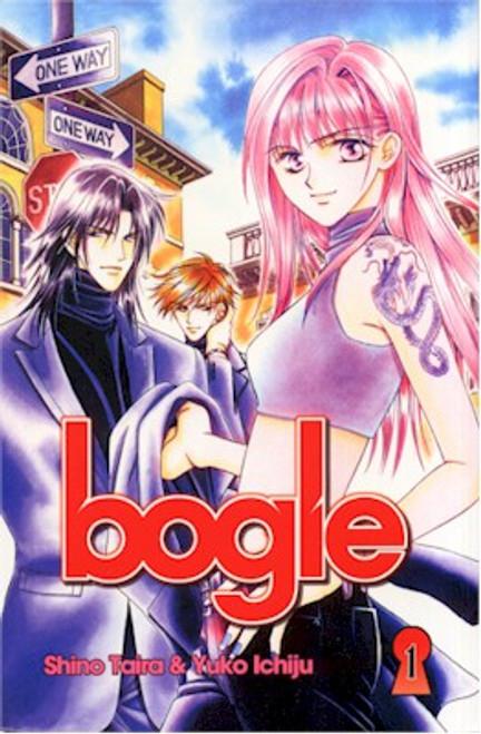Bogle Graphic Novel 01