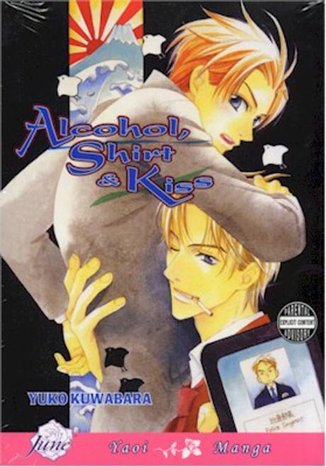 Alcohol, Shirt & Kiss Graphic Novel
