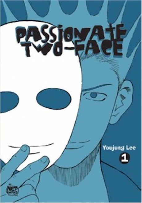 Passionate Two-Face Graphic Novel 01
