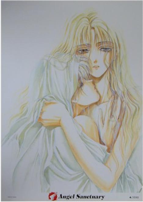 Angel Sanctuary Poster  #3590