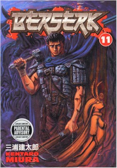 Berserk Graphic Novel Vol. 11