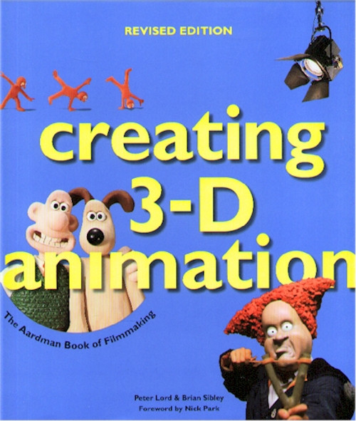 Creating 3-D Animation Art Book