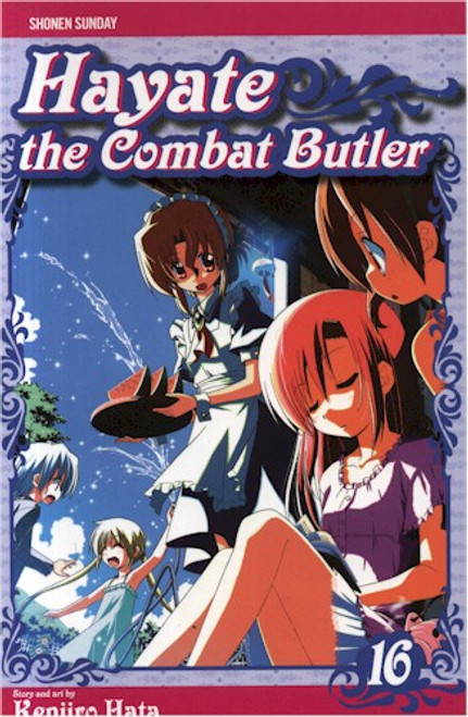 Hayate the Combat Butler Graphic Novel 16