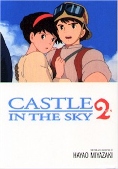 Castle in the Sky Graphic Novel Vol. 02