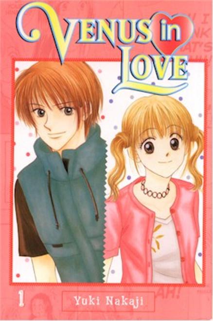 Venus in Love Graphic Novel 01