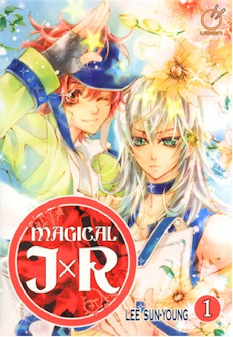 Magical JxR Graphic Novel 01
