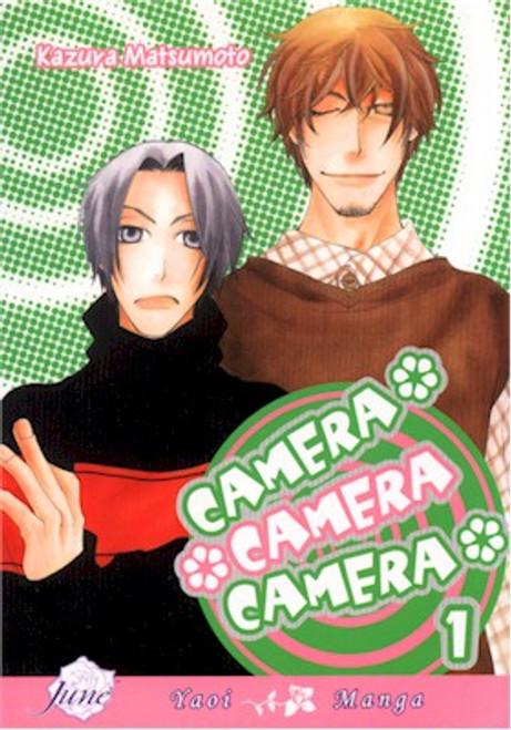 Camera, Camera, Camera Graphic Novel 01
