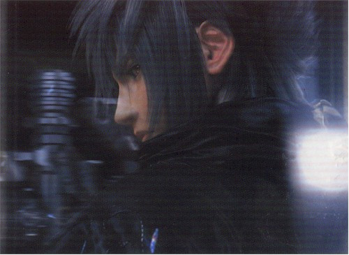 Final Fantasy Versus XIII Wallscroll #319