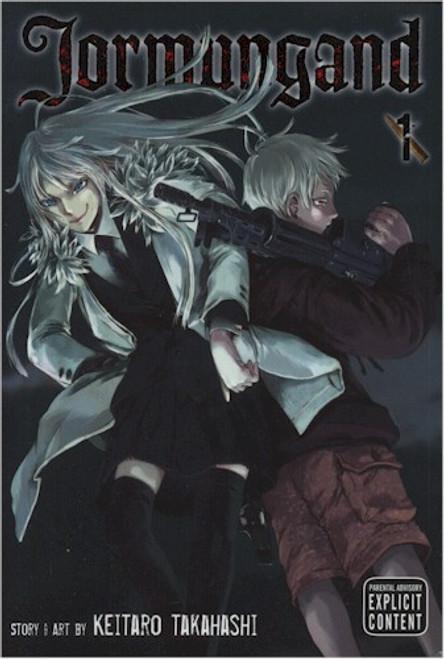 Jormungand Graphic Novel Vol. 01