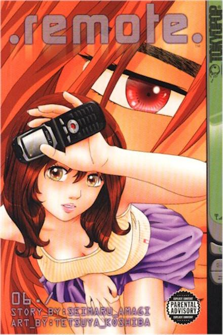 Remote Graphic Novel Vol. 06
