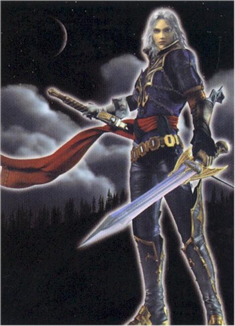 Castlevania Wallscroll #205