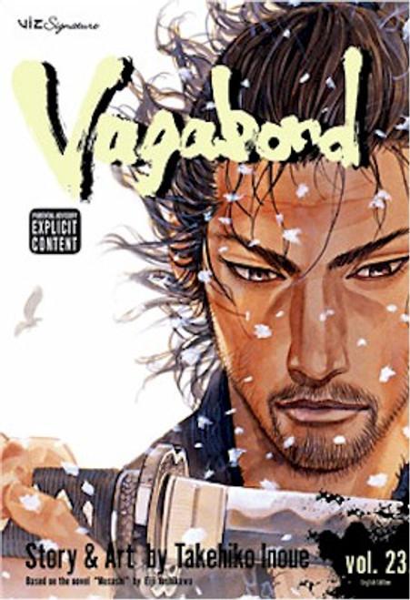 Vagabond Graphic Novel Vol. 23