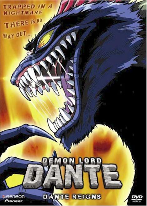 Demon Lord Dante DVD Vol. 04 Dante Reigns (Used)