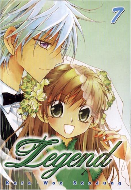 Legend Graphic Novel 07