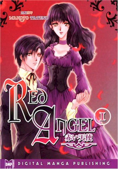 Red Angel Graphic Novel 01