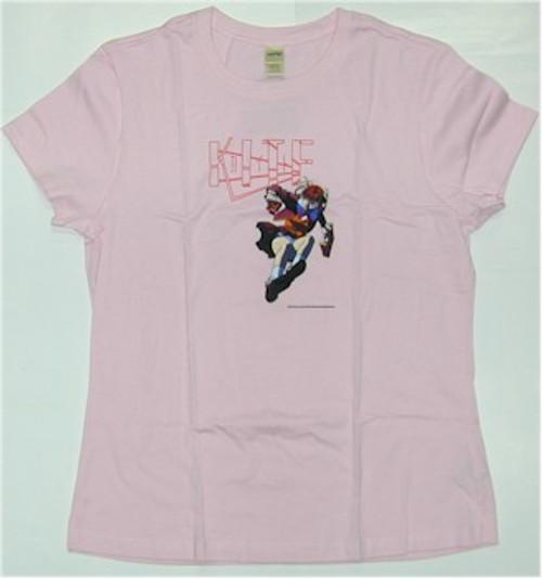 Kite Babydoll T-shirt Sawa Jump M (Pink)