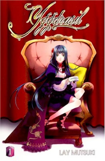 Yggdrasil Graphic Novel 01