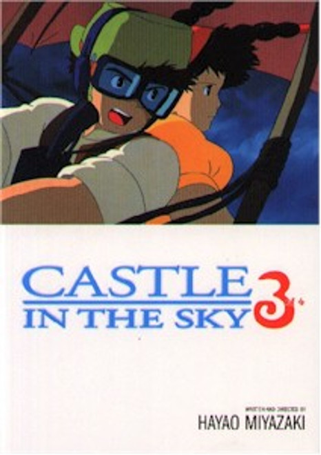 Castle in the Sky Graphic Novel Vol. 03
