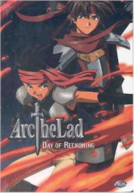Arc The Lad DVD Vol. 06