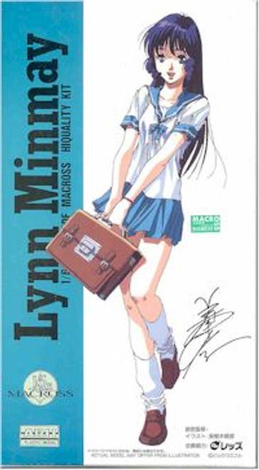 Macross 1/6 Scale PVC Kit - Lynn Minmei in School Uniform