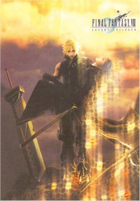 Final Fantasy VII Advent Children Wallscroll #278