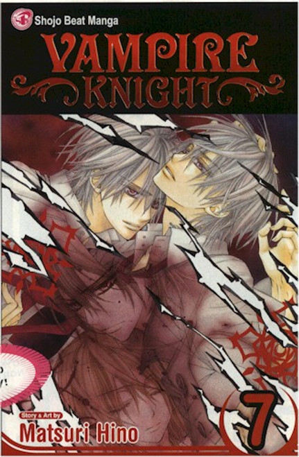 Vampire Knight Graphic Novel 07