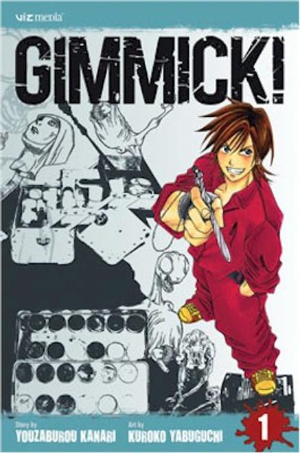 Gimmick! Graphic Novel 01