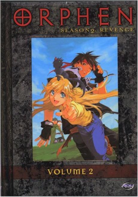 Orphen II DVD Vol. 02