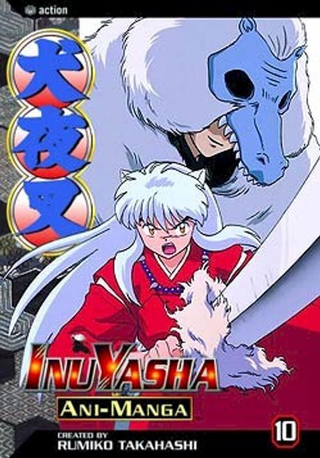 Inuyasha Ani-Manga Vol. 10