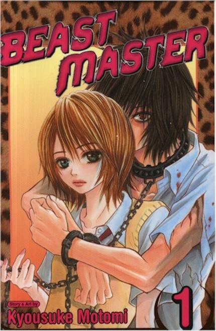 Beast Master Graphic Novel 01