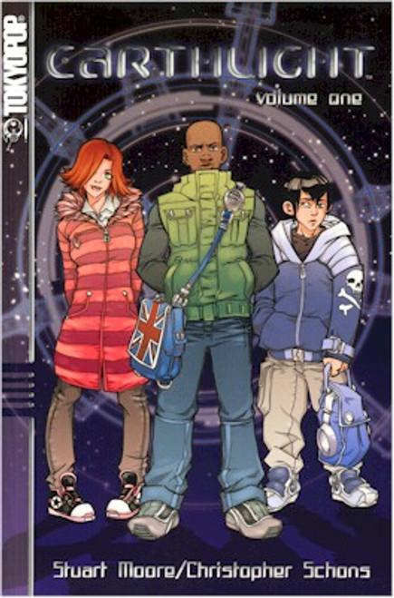 Earthlight Graphic Novel 01