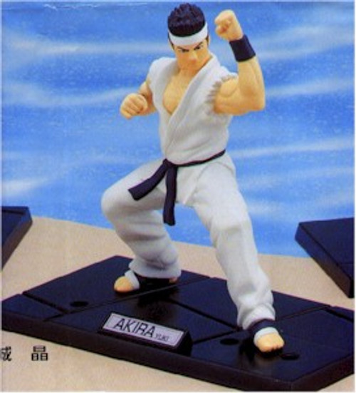 Virtua Fighter 4 Figures: Akira