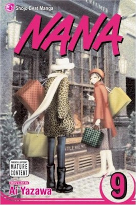 Nana Graphic Novel Vol. 09